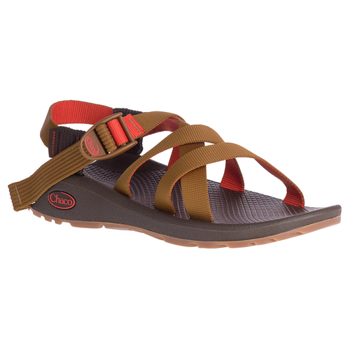 Chaco Women's Sandal - Banded Z/Cloud - Cognac Red