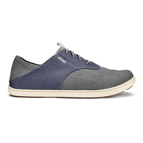 OluKai Shoes - Nohea Moku - Tradewind Grey/Cloud Grey