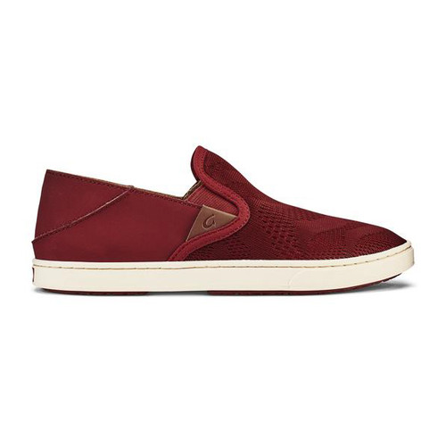 OluKai Women's Shoe - Pehuea - Red Ginger/Rose Wood