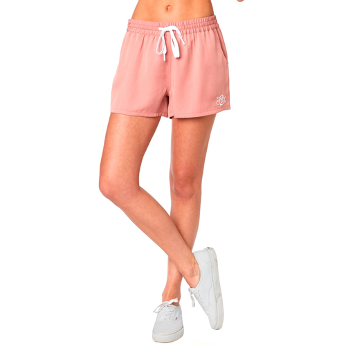 Fox Women's Shorts - Summer Camp - Blush