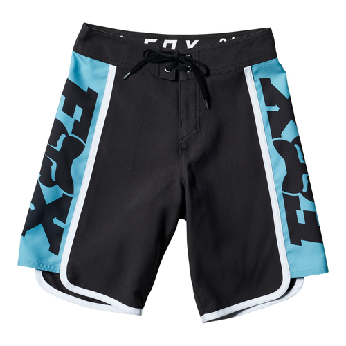 Fox Boy's Boardshort - Race Team - Black