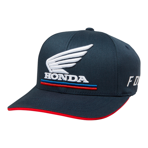 Fox Boy's Hat - Honda Fanwear - Navy