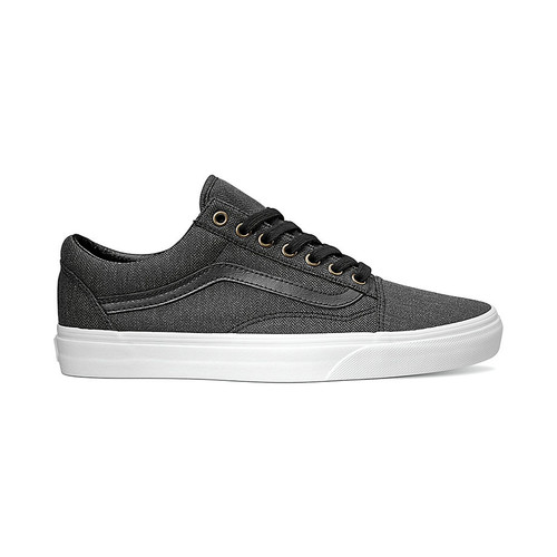 Vans Shoes - Old Skool - Black/True White (VN0A38G1QCZ)