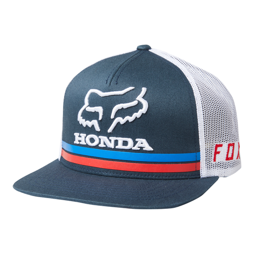 3cb18b82ca350 Fox Hat - Lithotype - Navy White - Surf and Dirt