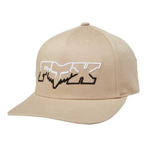 Fox Hat - Duel Head 110 - Sand