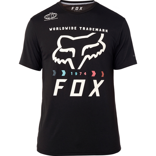Fox Tee Shirt - Murc Fctry Tech - Black 18