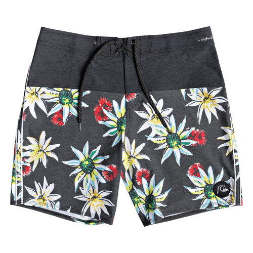 Quiksilver Boardshort - Highline Devils Tea - Black