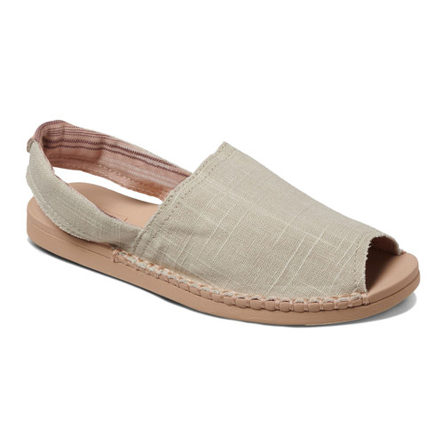 Reef Women's Flip Flops - Escape Sling - Nude