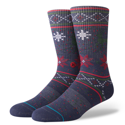 Stance Socks - Prancer - Navy