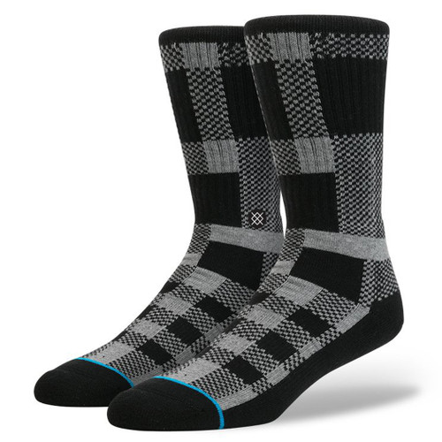 Stance Socks - Hesh - Black