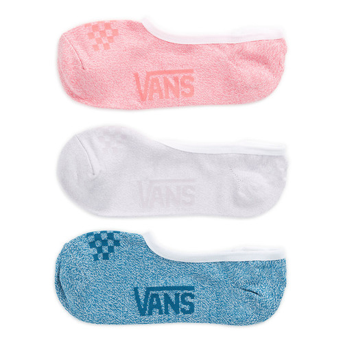 Vans Women's Socks - Marled Canoodle (1-6) - Bright Multi