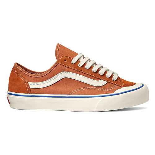 Vans Shoes - Style 36 Deacon - Potters Clay/Marshmallow