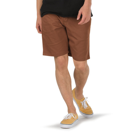 "Vans Shorts - Authentic Stretch 20"" - Tortoise Shell"