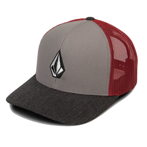 3a5de6b6390b8 Volcom Hat - Full Frontal Cheese - Free Blue - Surf and Dirt