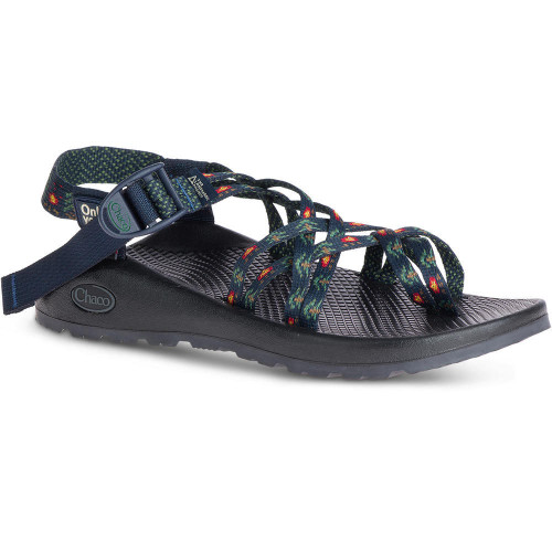Chaco Women's Sandal - ZX/2 Classic - Smokey Forest Navy