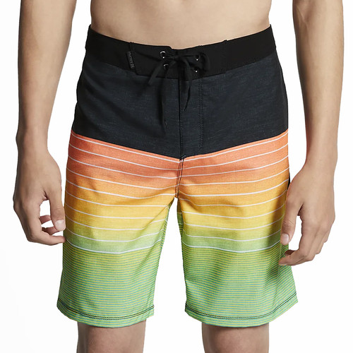 Hurley Boardshort - Bird Rock - Bright Crimson