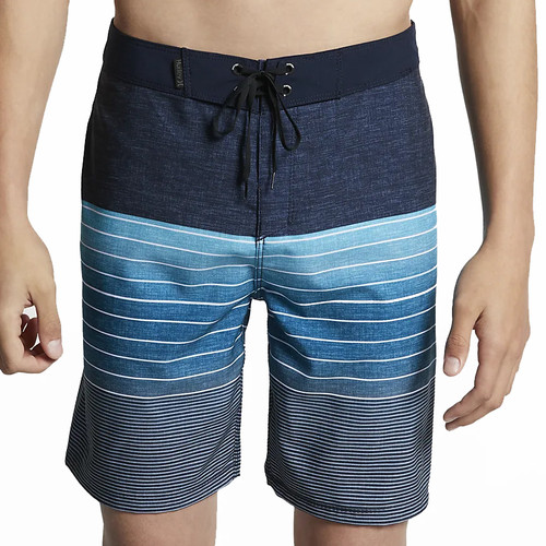 Hurley Boardshort - Bird Rock - Blue Fury