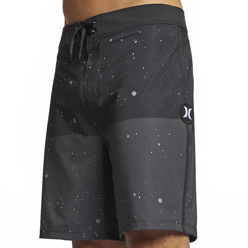 "Hurley Boardshort - Phantom Dot Rise 18"" - Black"