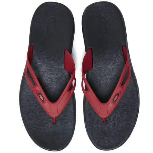 Oakley Flip Flop - Ellipse - Red Line