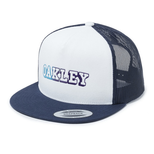 Oakley Hat - Mesh Gradient - Dark Blue