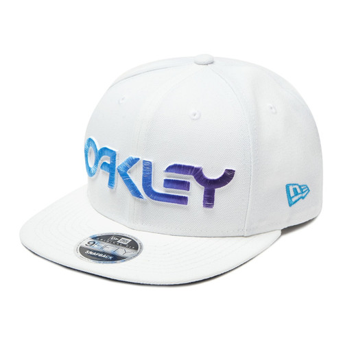 Oakley Hat - 6-Panel Gradient - White