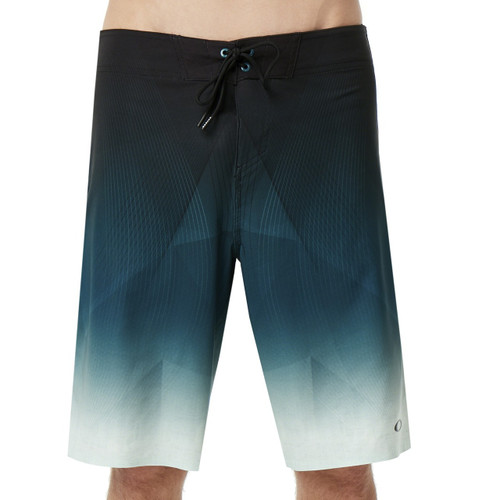 Oakley Boardshort - Cheater Motion Stripes - Petrol
