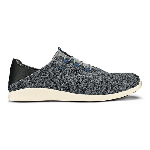Olukai Shoes - 'Alapa Li - Charcoal/Charcoal