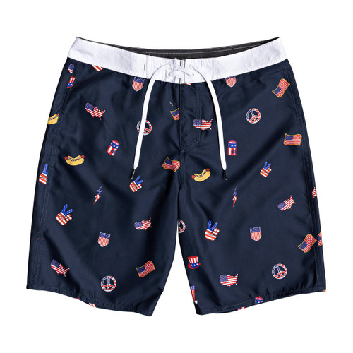 Quiksilver Boardshort - Everyday Hot Dog - Navy Blazer