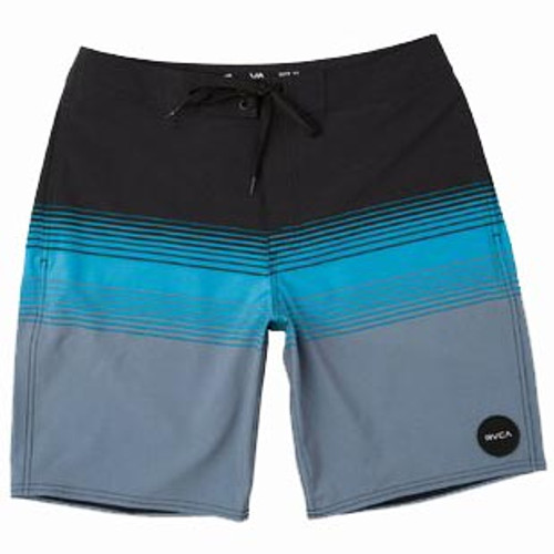 RVCA Boardshort - Sin Fade - Dusty Blue