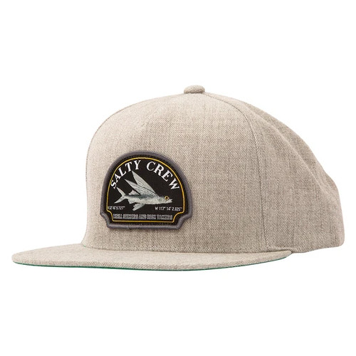 Salty Crew Hat - Flyer 5 - Oatmeal