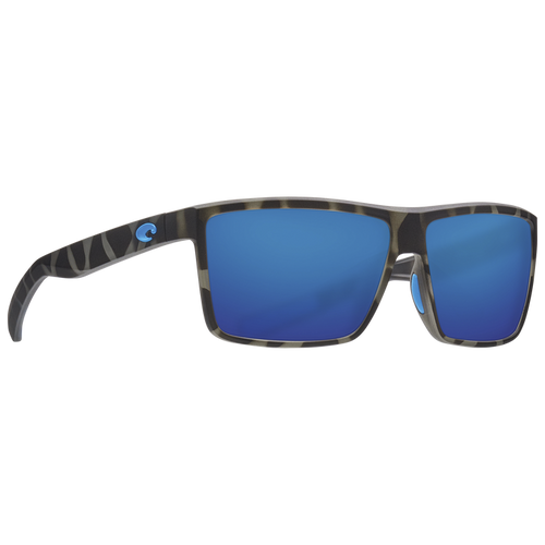 Costa Sunglasses - Rinconcito 580G - Blue Mirror/Matte Tiger Shark