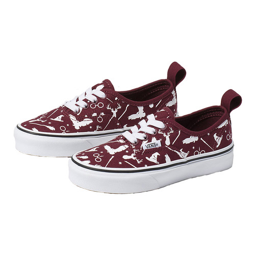 Vans Youth Shoes - Authentic Elastic Lace - Harry Potter/Icons