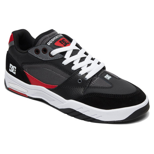DC Shoes - Maswell - White/Black/Red