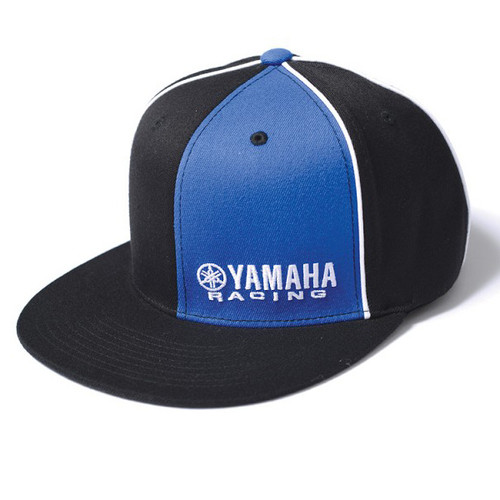 Factory Effex Hat - Yamaha Racing - Black/Blue