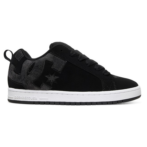 DC Shoes - Court Graffik SE - Black Used