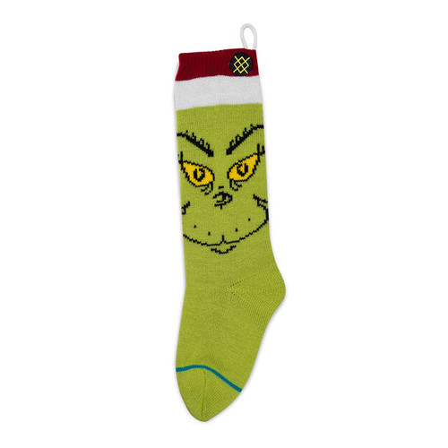 Stance - Grinch Stocking - Green