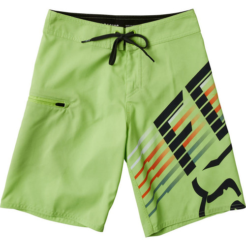 Fox Youth Boardshort - Lightspeed - Lime