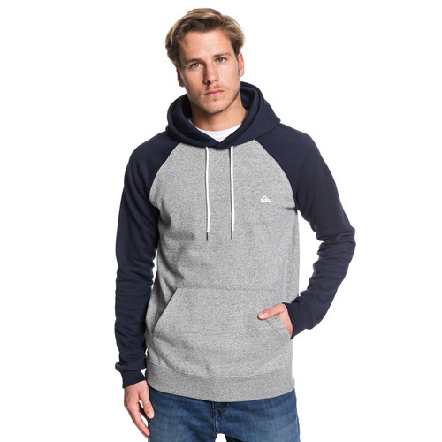 Quiksilver Hoody - Everyday - LGH/Navy Blazer