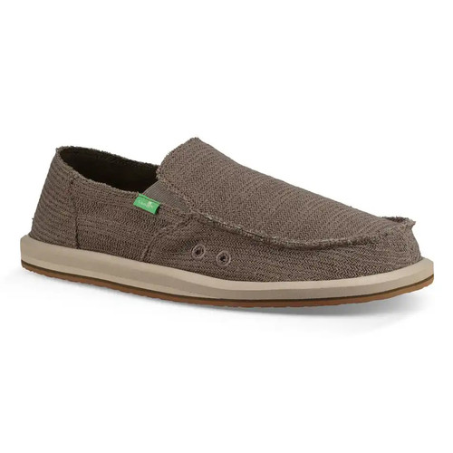 Sanuk Shoes - Hemp - Brindle