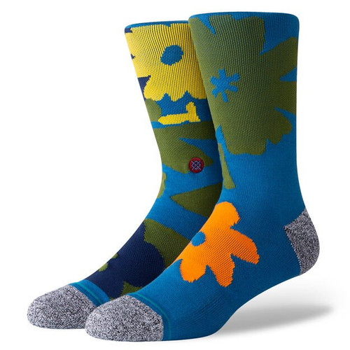Stance Socks - New Tour - Blue