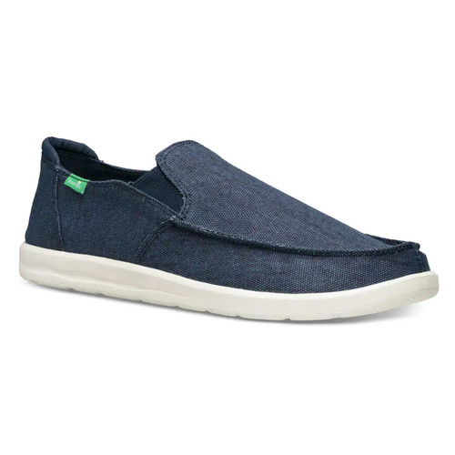 Sanuk Shoes - Hi Five - Navy