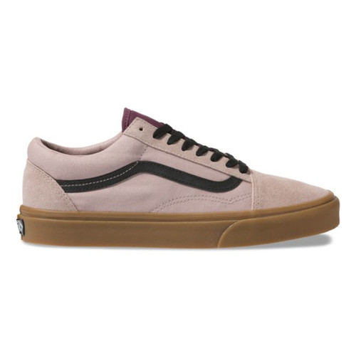 Vans Shoes - Old Skool - Gum/Shadow Grey/Prune