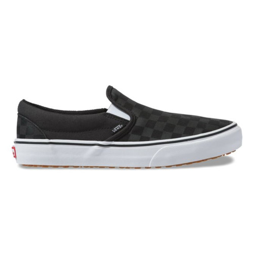 Vans Shoes - Classic Slip-On UC - MFTM/Black/Checkerboard