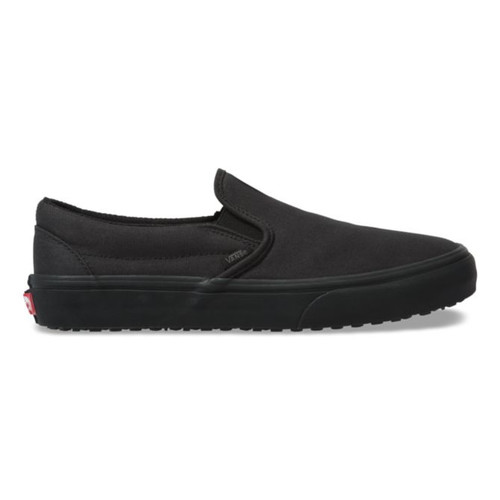 Vans Shoes - Classic Slip-On UC - MFTM/Black/Black/Black