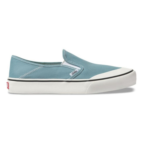 Vans Shoes - Slip-On SF - Smoke Blue/Marshmallow