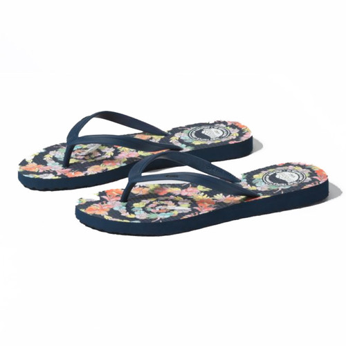 Vans Women's Flip Flops - Makena - VTCS/Dress Blues