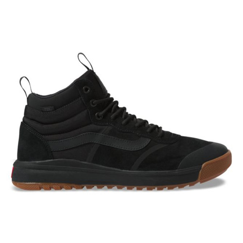 Vans Shoes - Ultrarange HI DL MTE - Black/Black