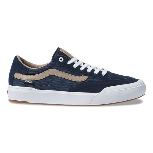 Vans Shoes - Berle Pro - Dress Blues/Portabella