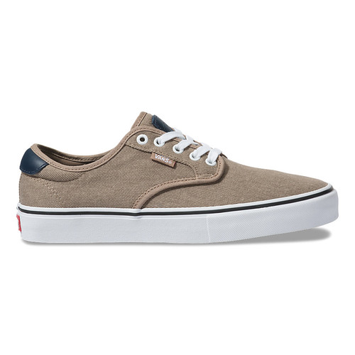 Vans Shoes - Chima Ferguson Pro - Twill/Portabella/Dress Blues
