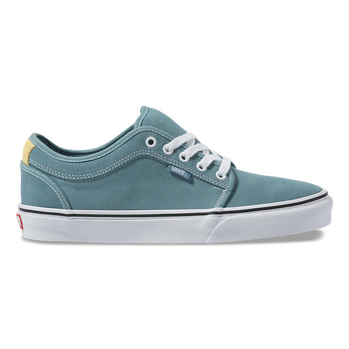 Vans Shoes - Chukka Low - Smoke Blue/Pale Banana
